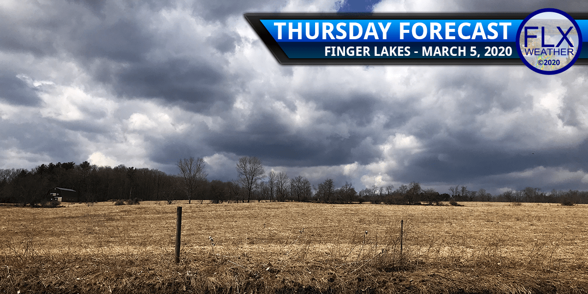 finger lakes weather forecast thursday march 5 2020 clouds sun rain snow friday weekend weather