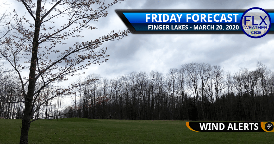 finger lakes weather forecast friday march 20 2020 wind rain thunderstorms cold front