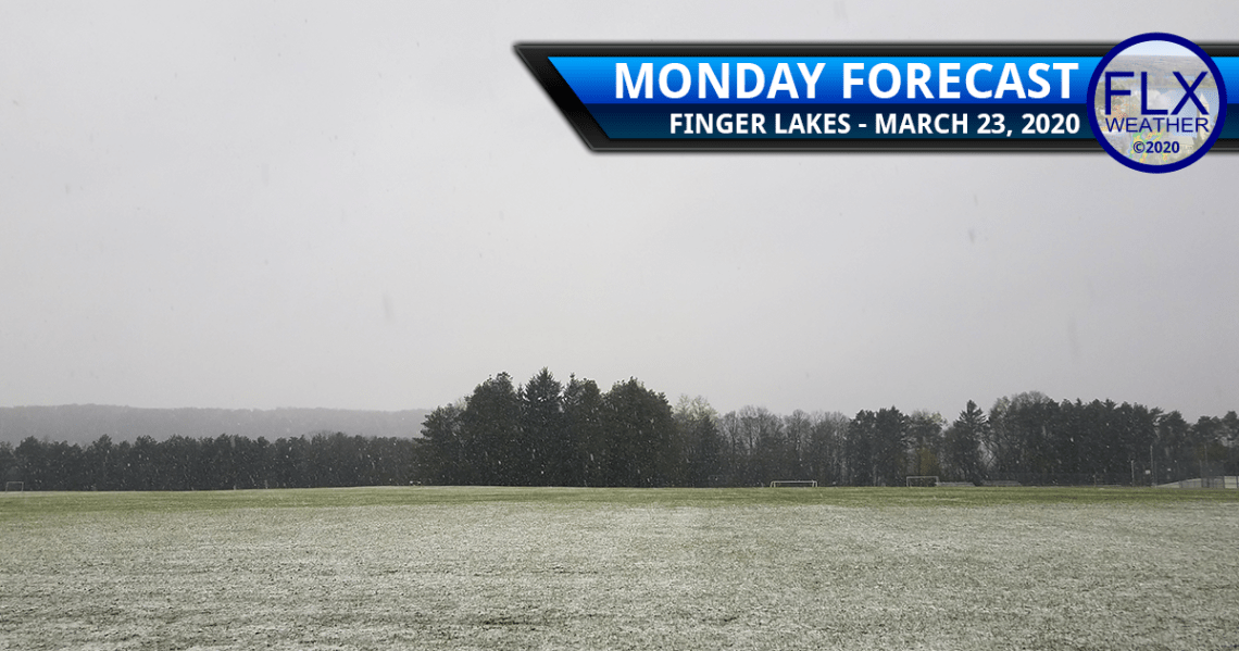finger lakes weather forecast monday march 23 2020 rain snow
