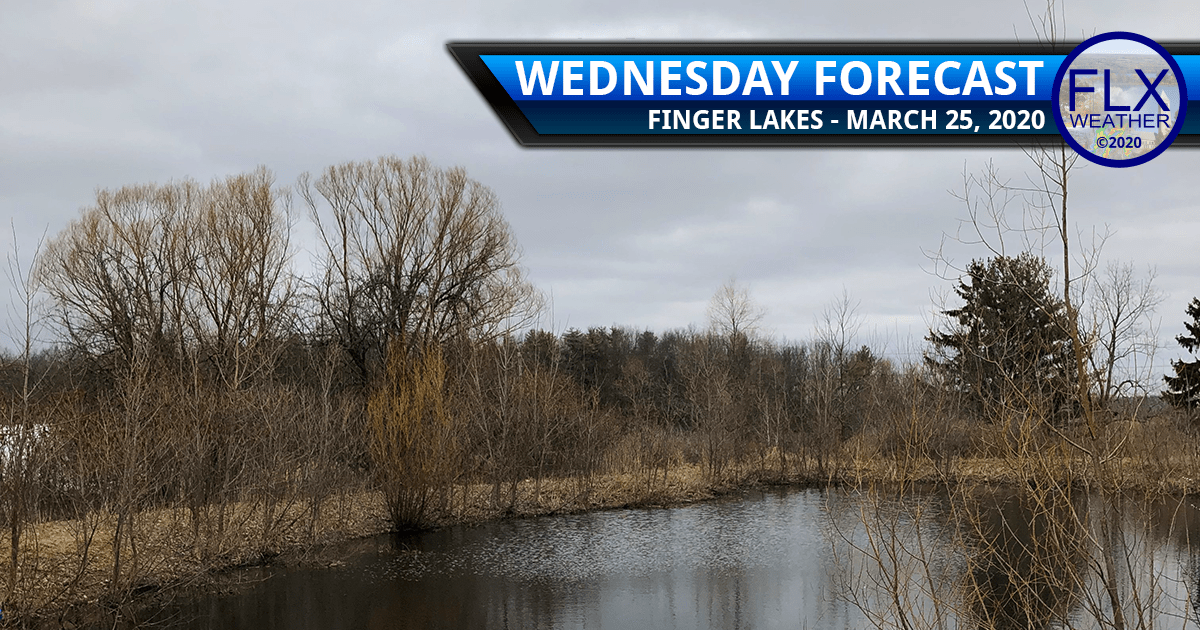 finger lakes weather forecast wednesday march 25 2020