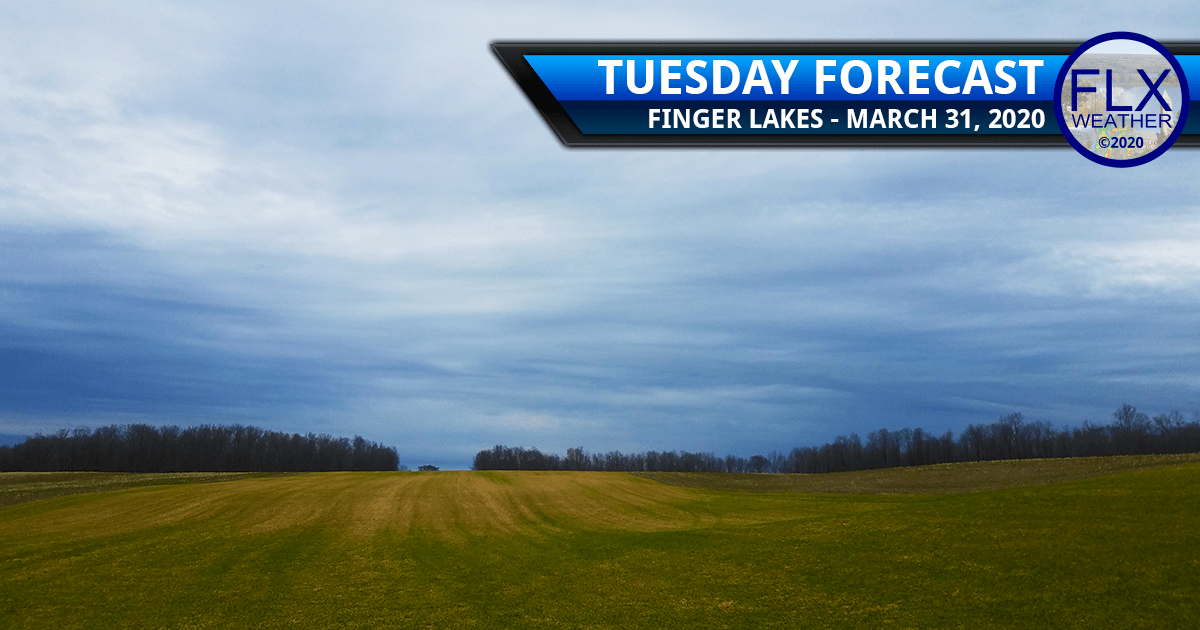 finger lakes weather forecast tuesday march 31 2020