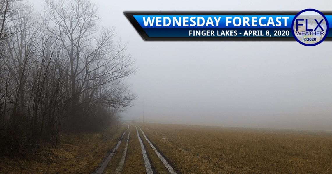 finger lakes weather forecast wednesday april 8 2020 cloudy damp fog