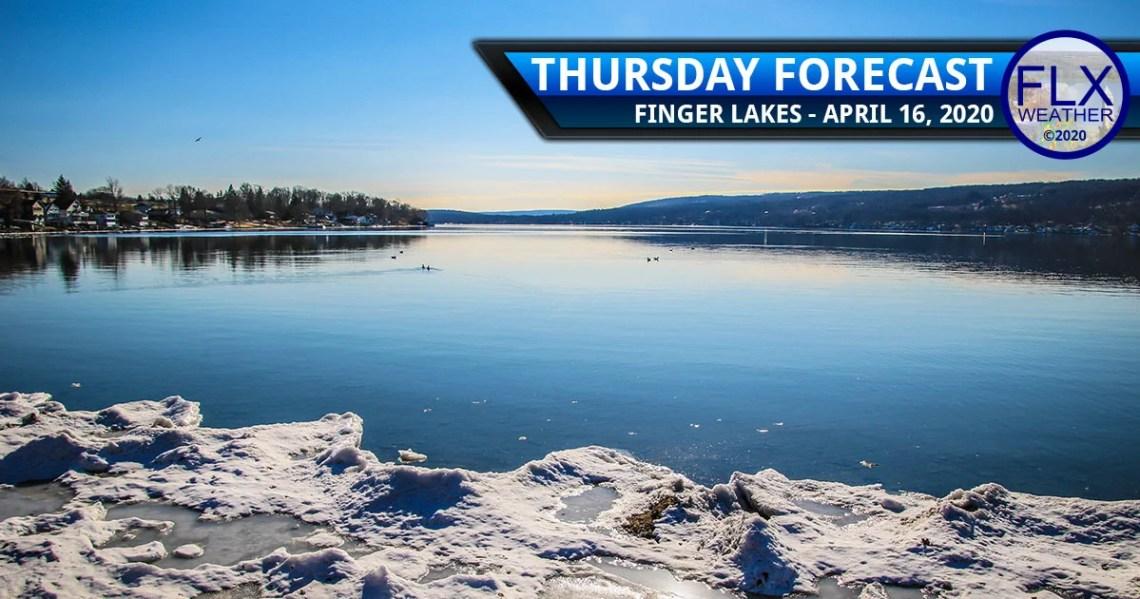 finger lakes weather forecast thursday april 16 2020 snow cold