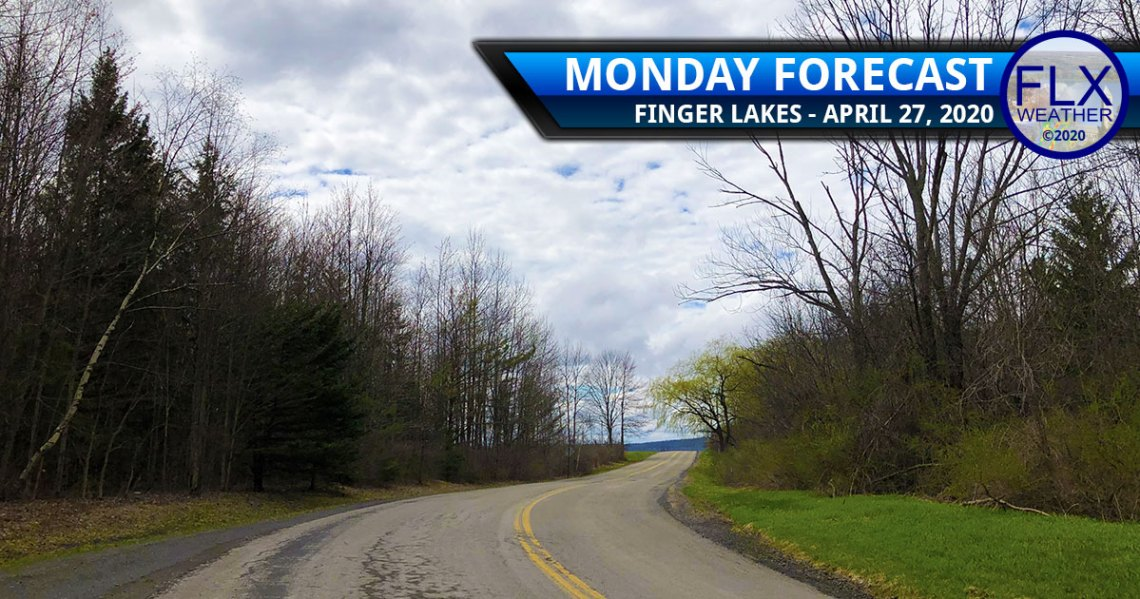 finger lakes weather forecast monday april 27 2020 morning rain afternoon sun