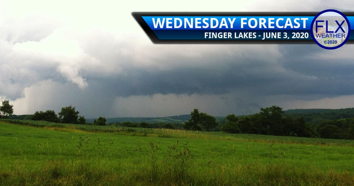 finger lakes weather forecast wednesday june 3 2020 thunderstorms