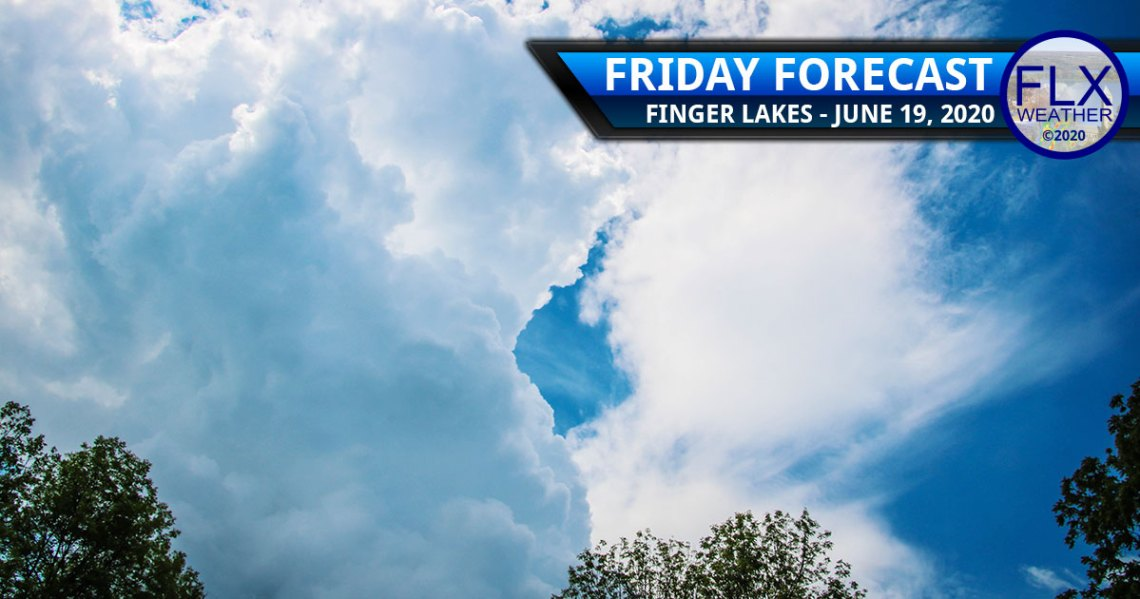 finger lakes weather forecast friday june 19 2020
