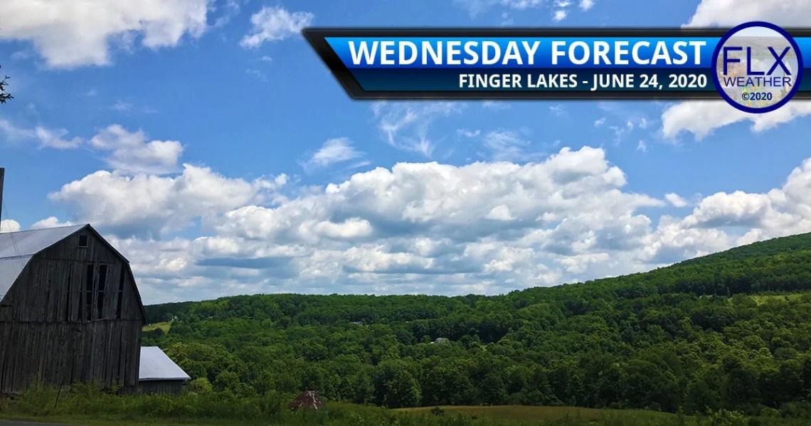 finger lakes weather forecast wednesday june 24 2020