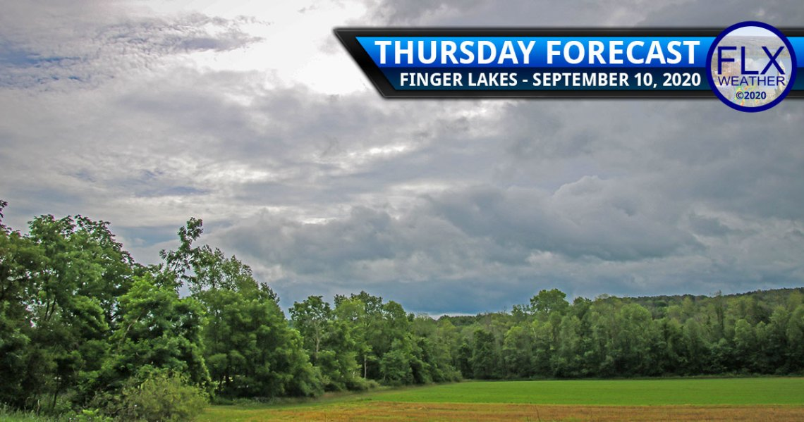 finger lakes weather forecast thursday september 10 2020 cold front no rain