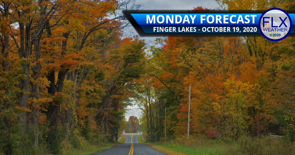 finger lakes weather forecast monday october 19 2020 cloudy rain front