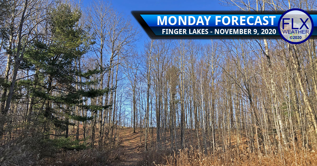 finger lakes weather forecast monday november 9 2020
