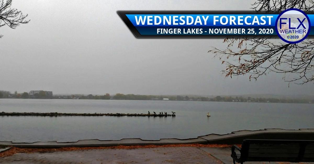 finger lakes weather forecast wednesday november 25 2020 thursday november 26 2020