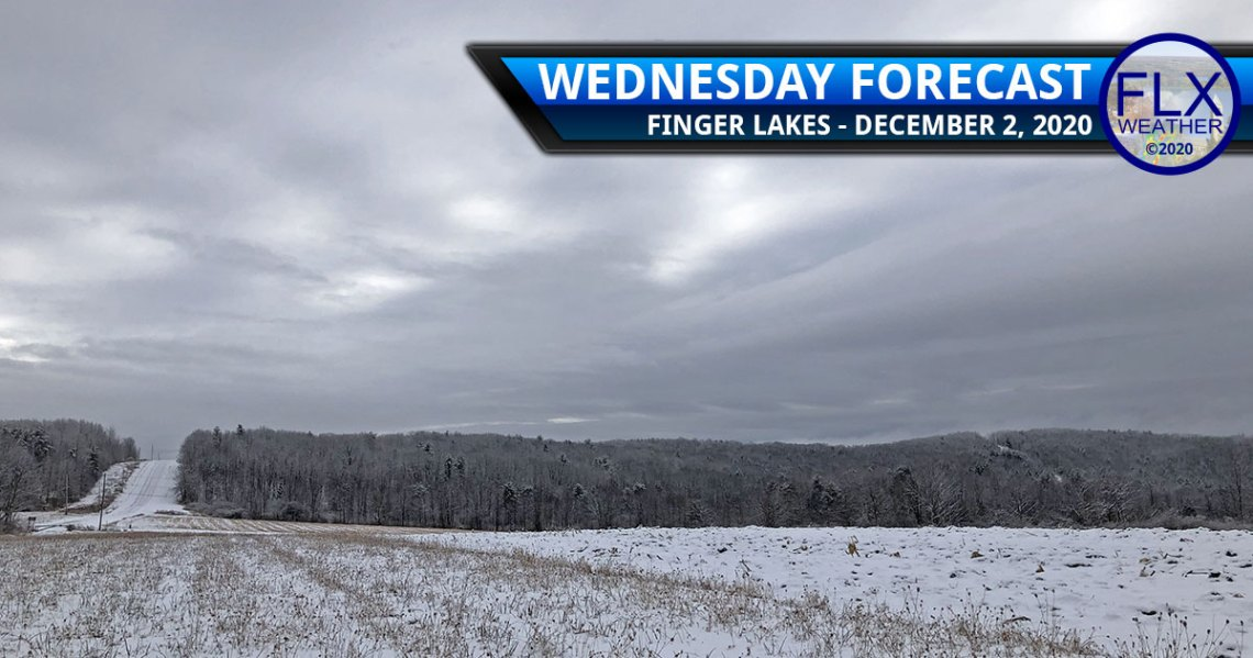 finger lakes weather forecast wednesday december 2 2020 snow coastal low weekend uncertainty