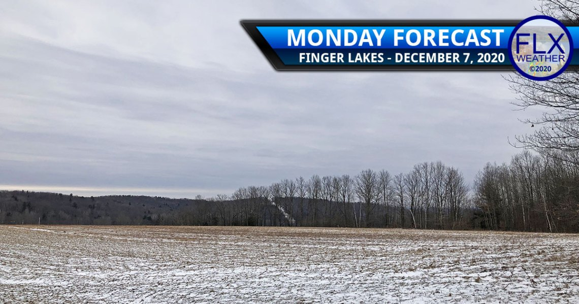 finger lakes weather forecast monday december 7 2020 lake effect clouds snow freezing drizzle