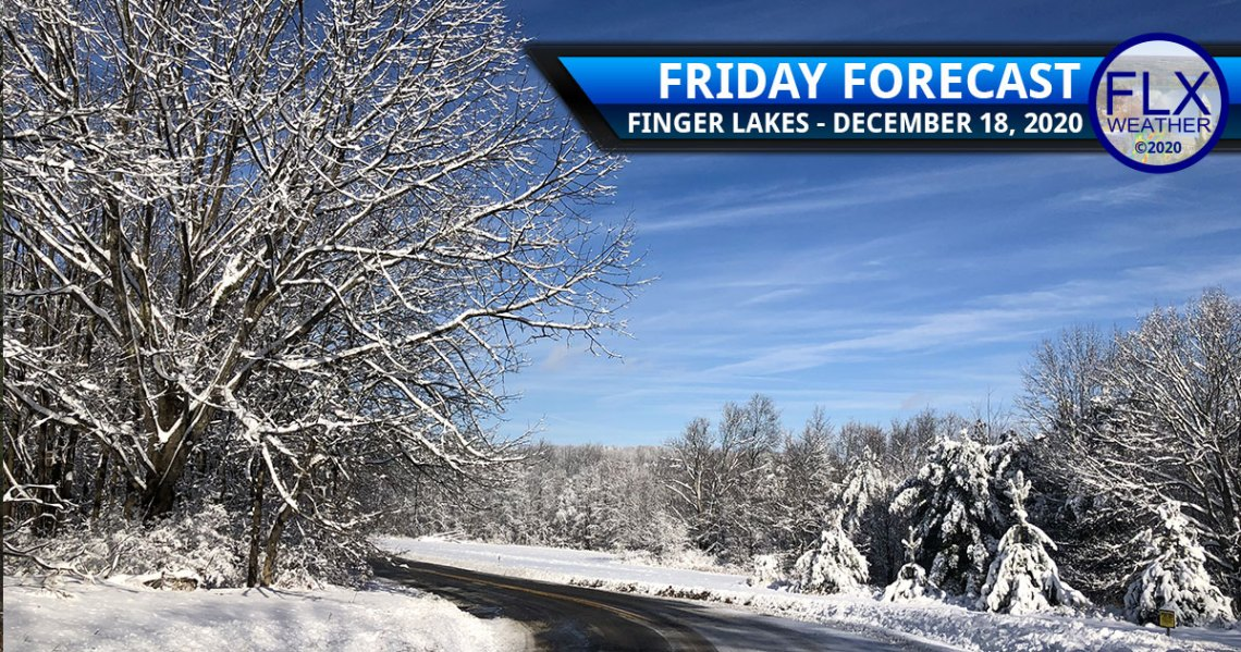 finger lakes weather forecast friday december 18 2020 sunny high pressure cloudy unsettled weekend