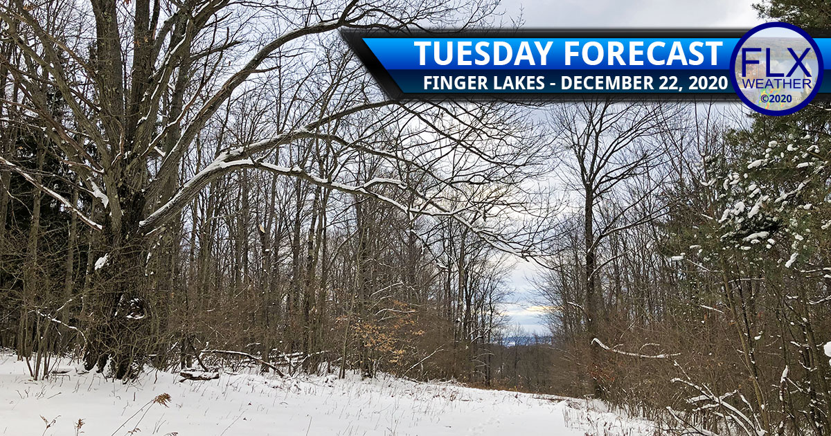 finger lakes weather forecast tuesday december 22 2020 cloudy flurries windy