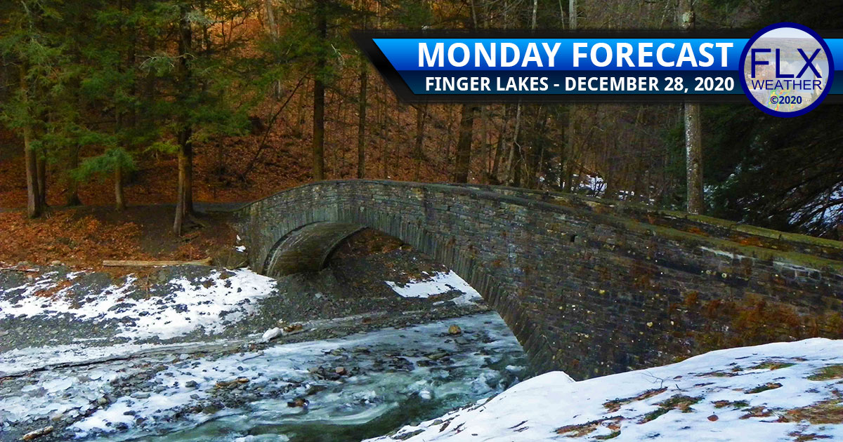 finger lakes weather forecast monday december 28 2020 rain snow low pressure lake effect