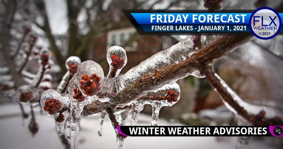 finger lakes weather forecast friday january 1 2021 cloudy freezing rain icy mix tonight