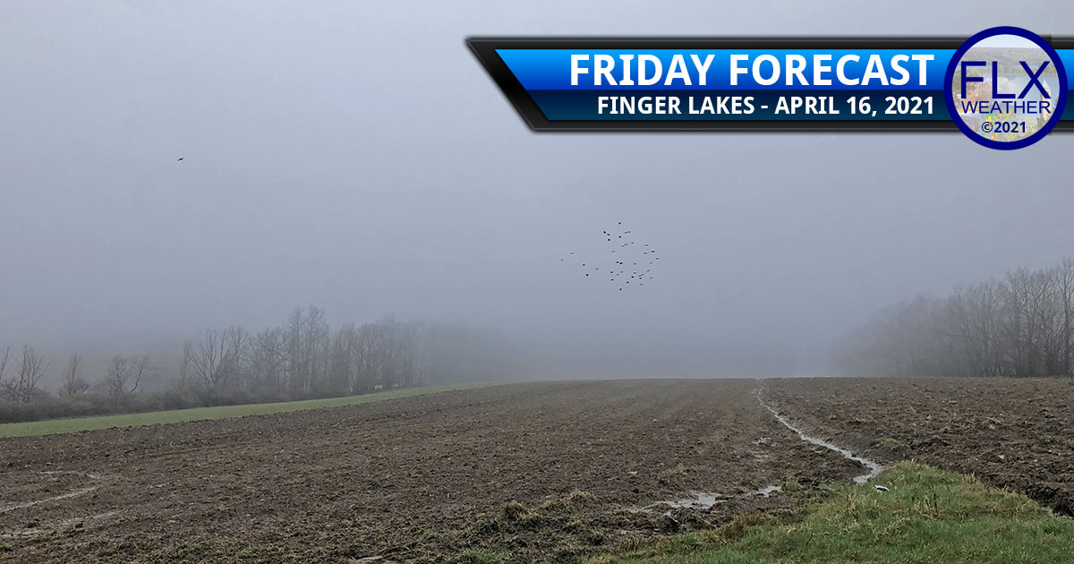 finger lakes weather forecast friday april 16 2021 rain snow fog weekend weather