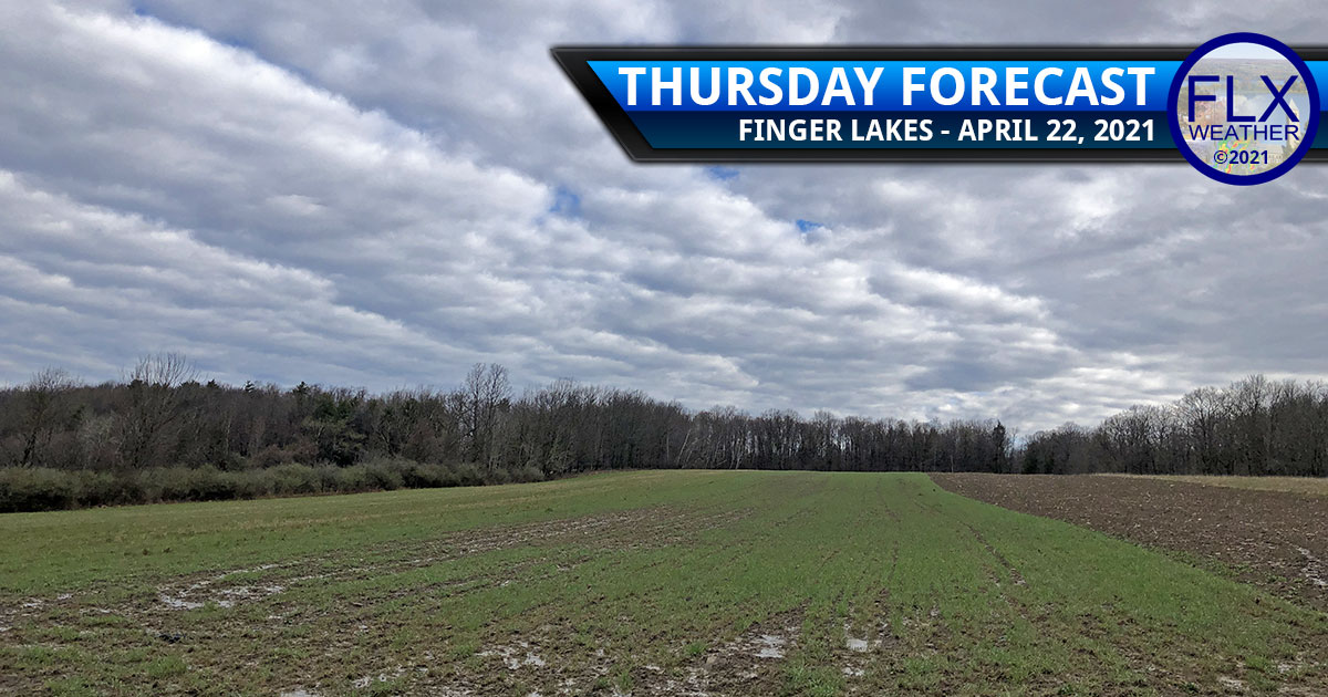 finger lakes weather forecast thursday april 22 2021 wind cold snow warming trend