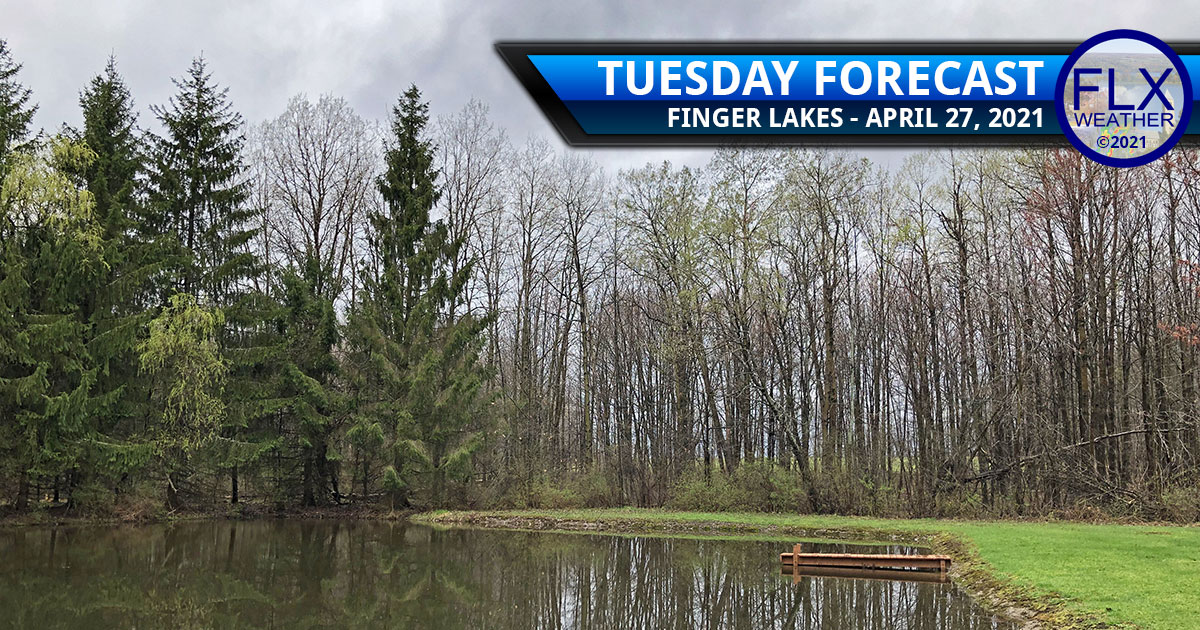 finger lakes weather forecast tuesday april 27 2021 warm front showers thunderstorms