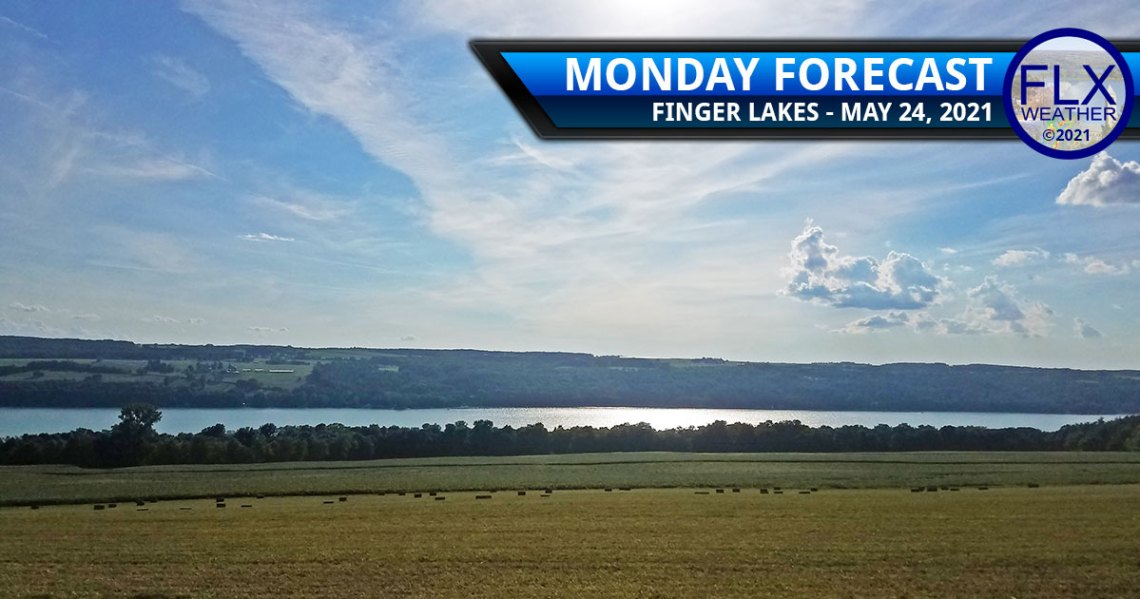 finger lakes weather forecast monday may 24 2021 sun clouds mild pleasant
