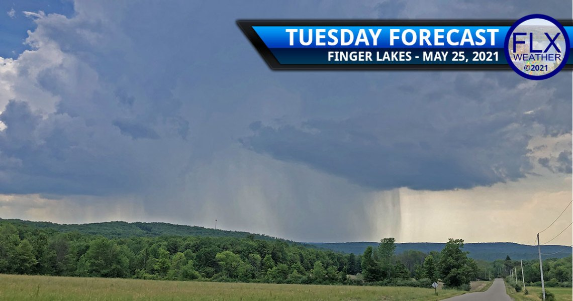 finger lakes weather forecast tuesday may 25 2021 thunderstorms severe storms