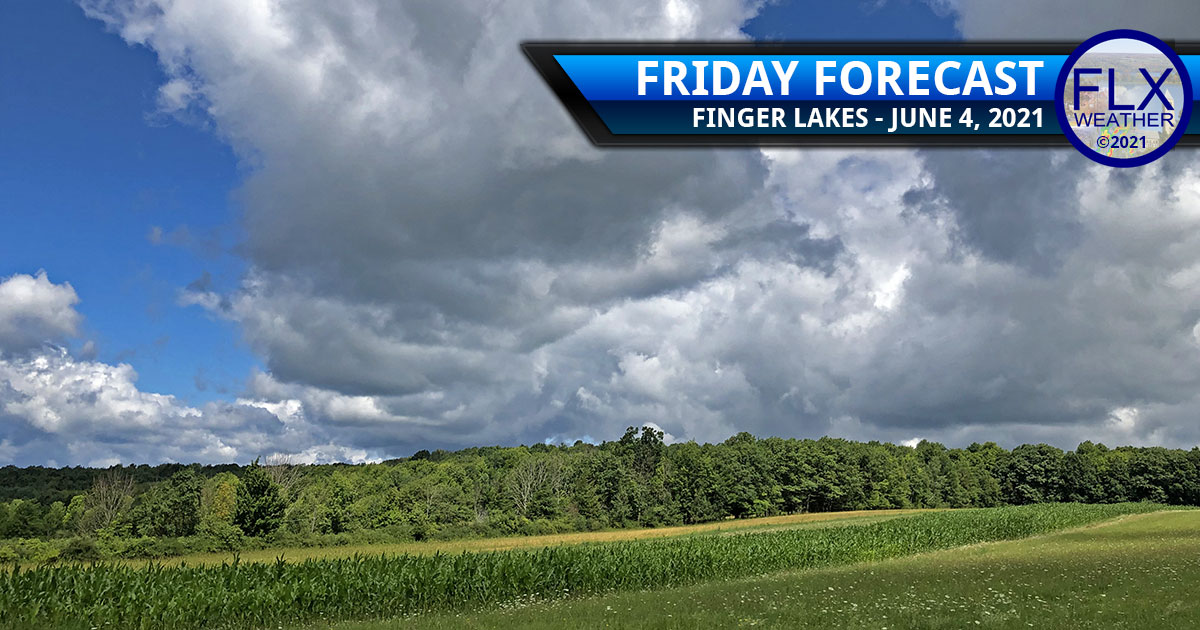 finger lakes weather forecast friday june 4 2021 sun clouds hot weekend