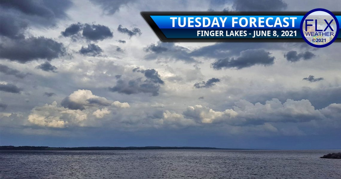 finger lakes weather forecast tuesday june 8 2021 humid rain thunderstorms