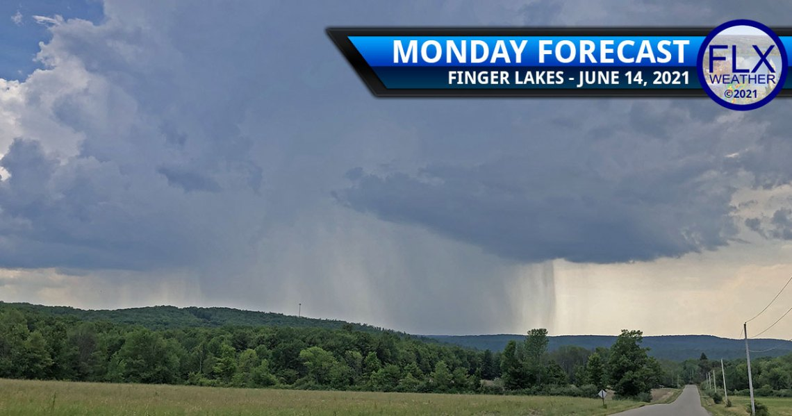 finger lakes weather forecast monday june 14 2021 showers cooler