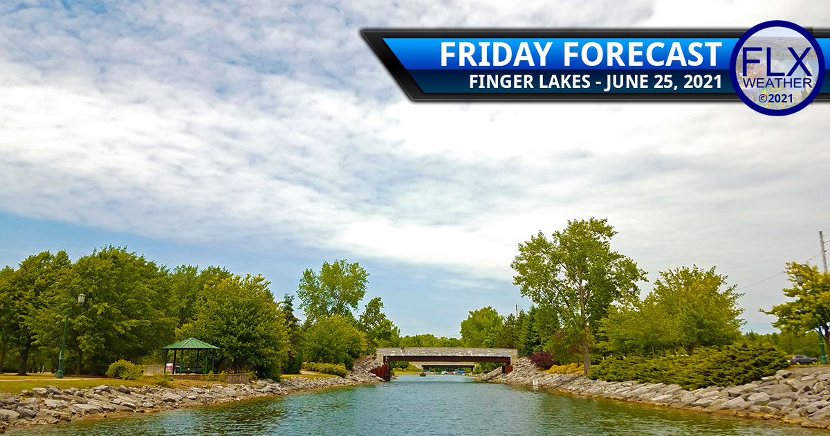 finger lakes weather forecast friday june 25 2021 weekend weather hot humid
