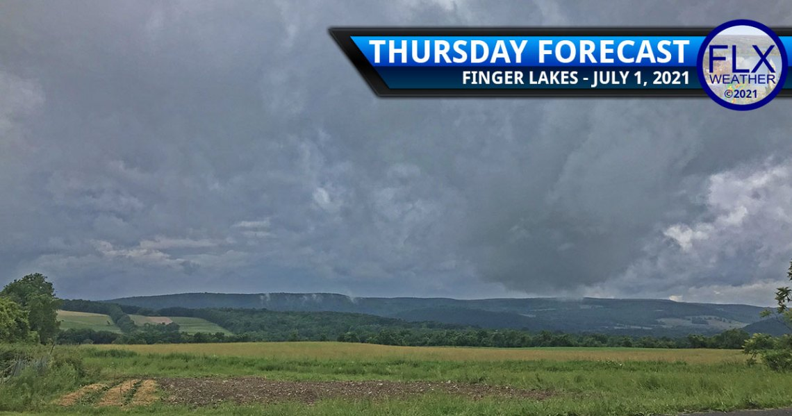finger lakes weather forecast thursday july 1 2021 showers cloudy humid