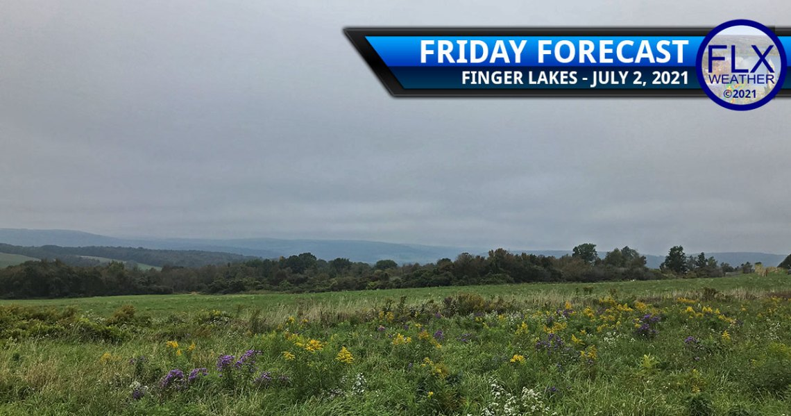 finger lakes weather forecast friday july 2 2021 rain showers thundery downpours 4th of july weekend weather