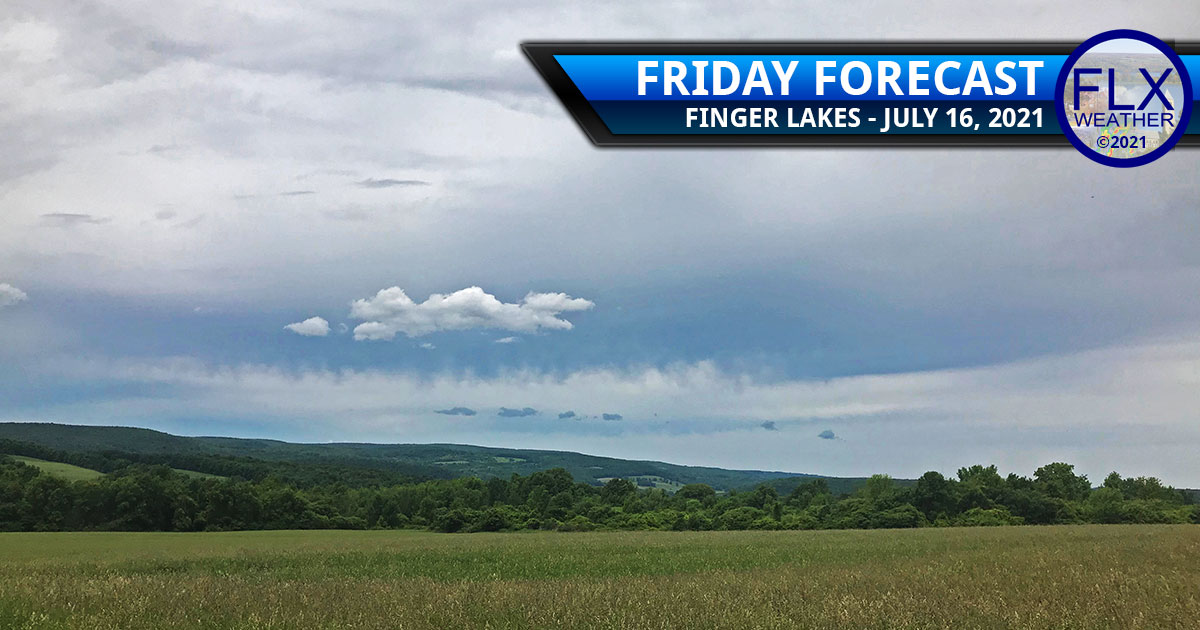 finger lakes weather forecast friday july 16 2021 showers front saturday severe thunderstorms flash flooding