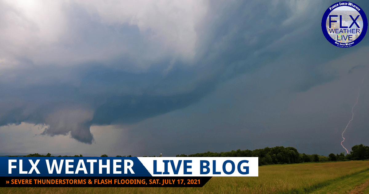 finger lakes weather forecast saturday july 17 2021 live blog storm updates