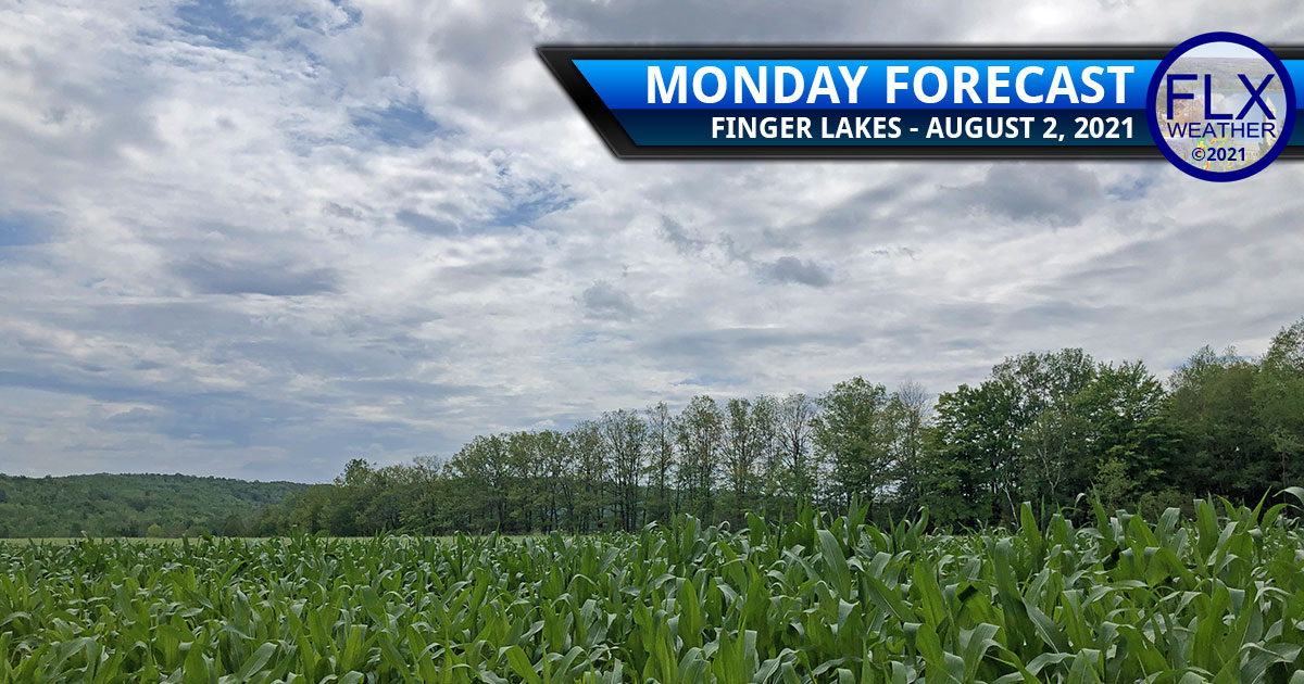 finger lakes weather forecast monday august 2 2021 sun clouds dry