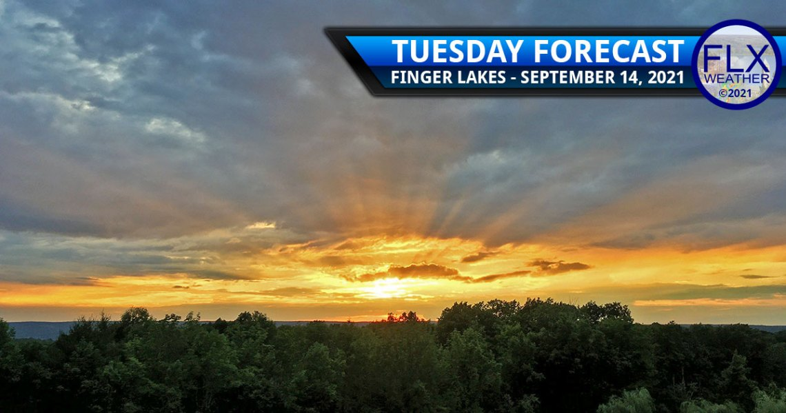 finger lakes weather forecast tuesday september 14 2021 clouds sun warm front humid