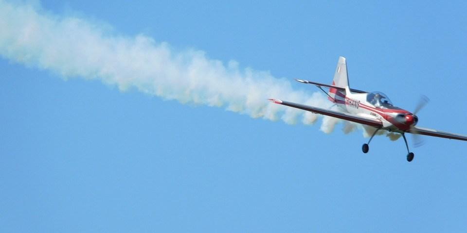 aerobatic certificate course