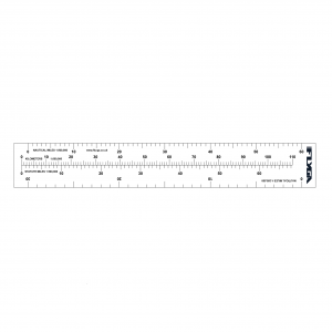 Nautical Mile Scale Ruler (60nm Distance Map Ruler Tool)