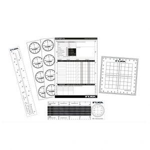 PPL Starter Sets (Aviation Starter Sets) -- For Student Pilots -- Navigation Set