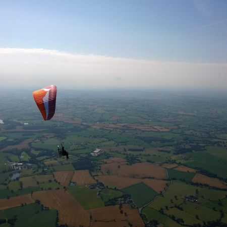 12 day BHPA Club Pilot Course