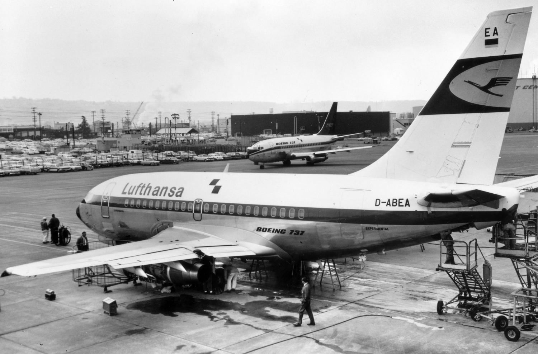 Resultado de imagen para Boeing 737-100 737 MAX