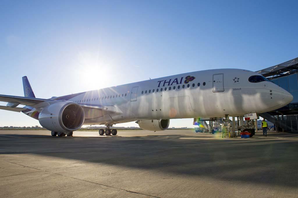 Resultado de imagen para Thai A350