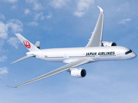 Airbus A350-900 de JAL