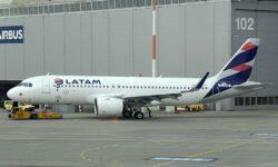 Airbus A320neo de LATAM