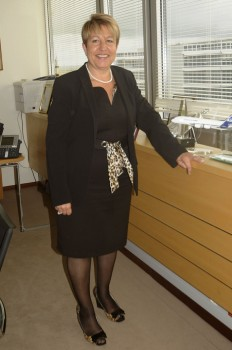 Pilar Albiac nueva vicepresidenta ejecutiva de Operaciones de Airbus Defense & Space.