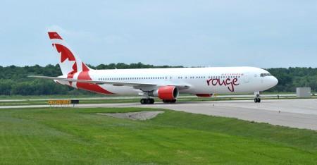 Boeing 767 de Rouge