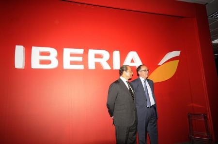Presentación de los nuevos colores de Iberia