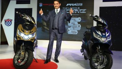 Photo of Okinawa Praise Electric Scooter launched in India at Rs. 59,889