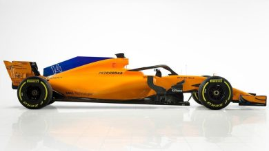 Photo of McLaren unveil  2018 F1 car