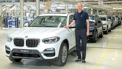 Photo of BMW Group Plant Chennai starts production of the all-new BMW X3.